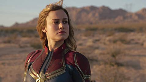 Marvel's Captain Marvel starts a conversation about gender roles.