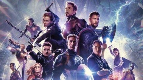 Avengers assemble for endgame