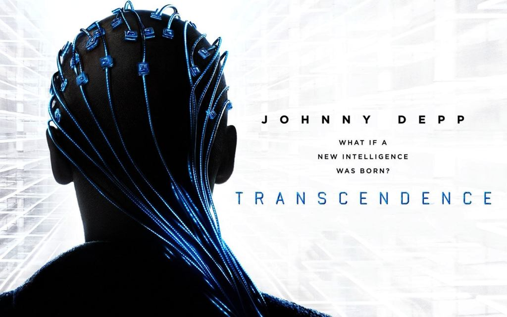 Transcendence promotes technology as the world's savior.